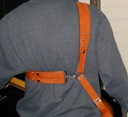 画像2: 右肩掛けストラップ