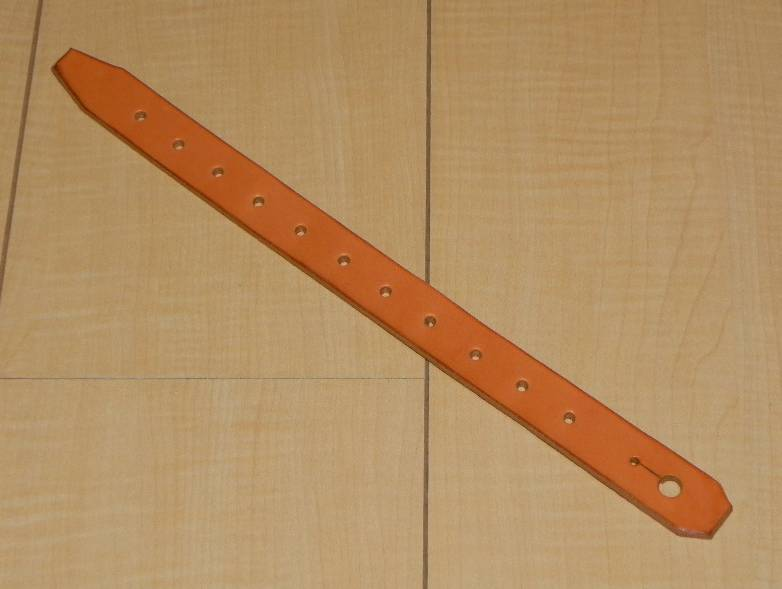 画像1: アコギ用システムストラップ フロント部(先端部)ストラップピン(ノーマルタイプエンドピン)タイプ