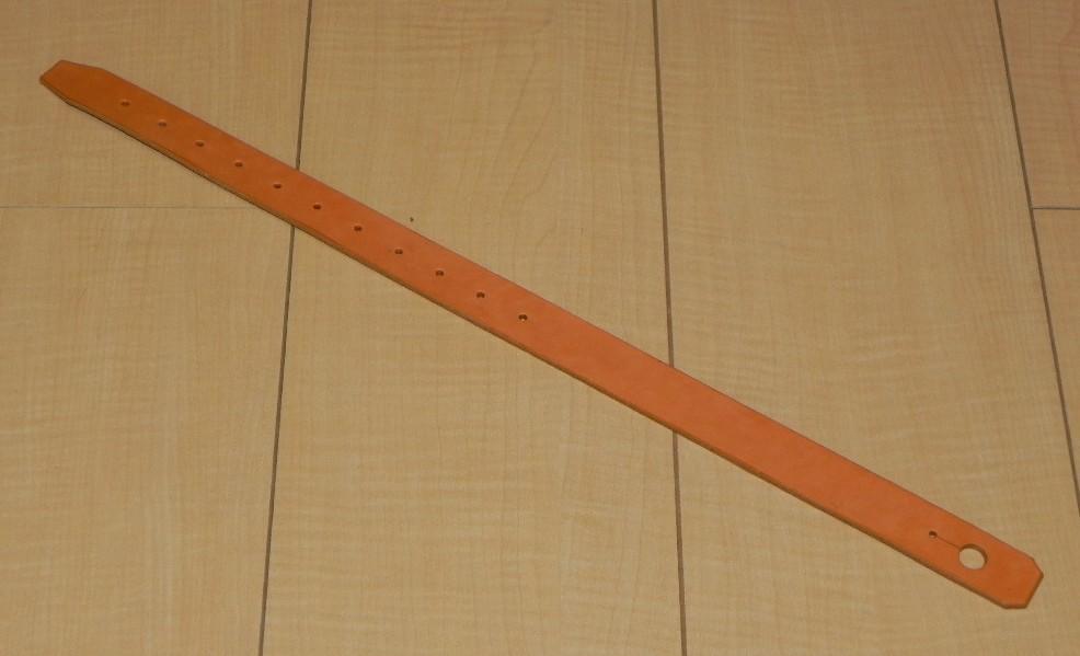 画像1: アコギ用システムストラップ リア部(後端部)エンドピンジャック用タイプ