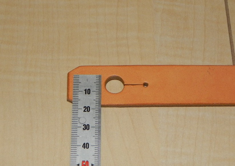 画像3: アコギ用システムストラップ リア部(後端部)エンドピンジャック用タイプ