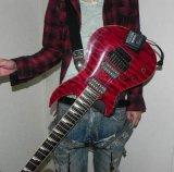 回転ギターストラップMK-I 一式セット