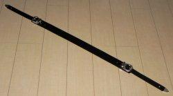 画像4: ポール・マッカートニー使用タイプ ベースストラップ スタンダードバージョン (Paul McCartney 1976 Style  Bass Guitar Strap)