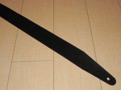 画像2: 長さ固定1枚革Basicカスタムストラップ  センターシフト端部仕様  ブラック色