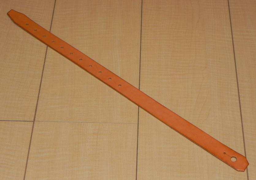 画像1: アコギ用システムストラップ リア部(後端部)通常ストラップピン(ノーマルタイプエンドピン)用タイプ