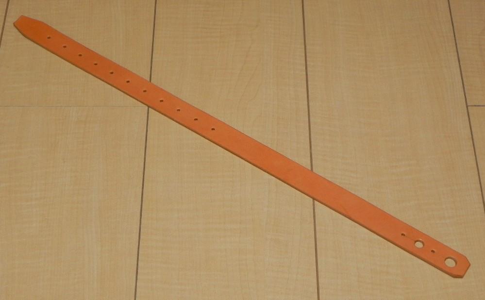 画像1: アコギ用システムストラップ リア部(後端部)ノーマルタイプエンドピン/エンドピンジャック両用タイプ
